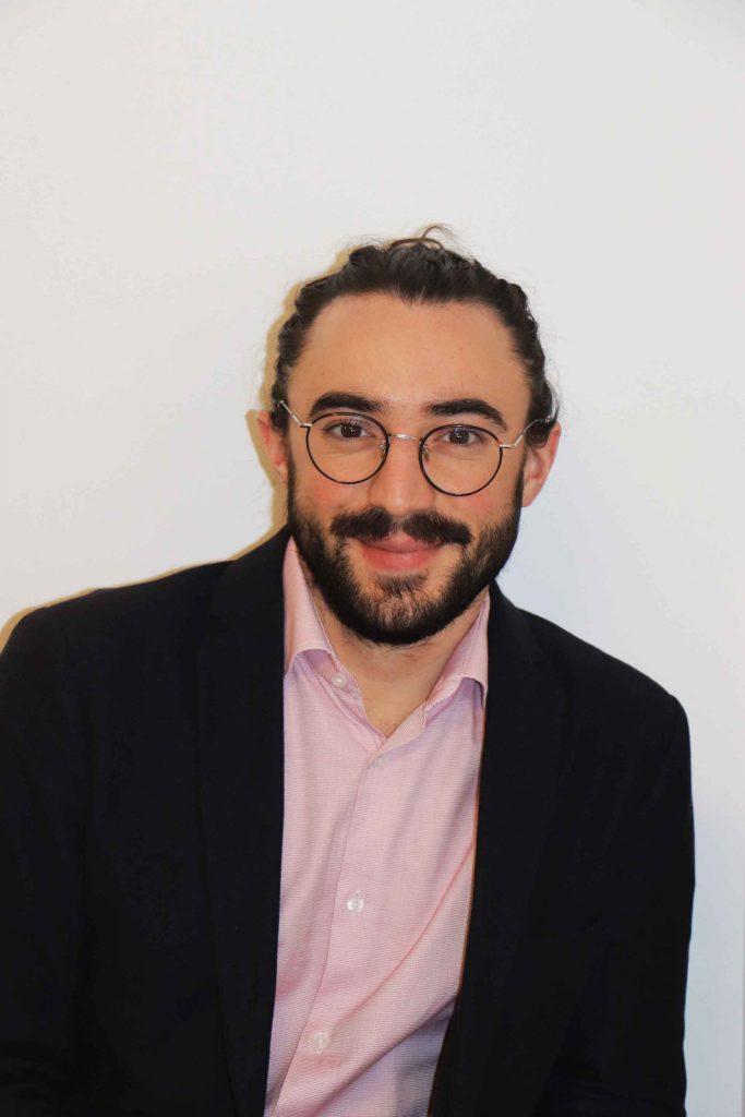 Matthieu Gerbe Office Manager perles Office